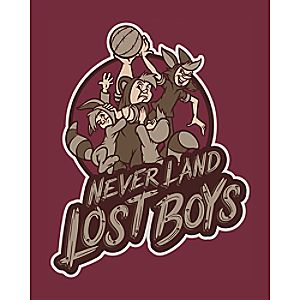 March Magic Poster - Never Land Lost Boys - Limited Release