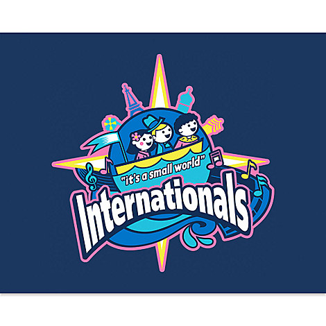 March Magic Poster - ''it's a small world'' Internationals - Limited Release