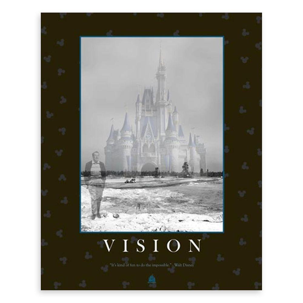 Walt Disney ''Vision'' Giclée