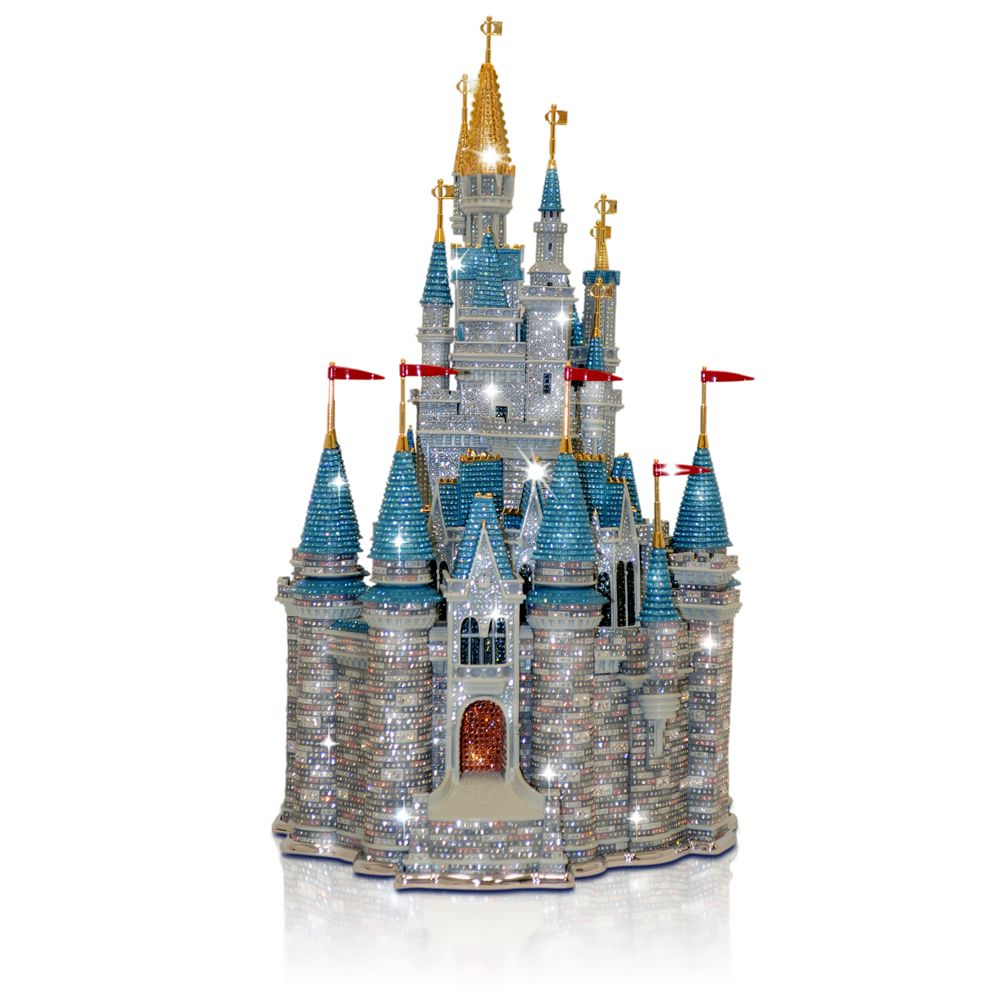 Walt Disney World Cinderella Castle Sculpture by Arribas Brothers – Limited Edition