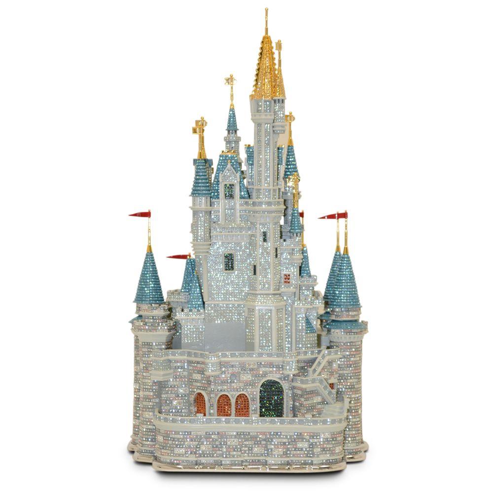 Walt Disney World Cinderella Castle Sculpture by Arribas Brothers – Limited Edition