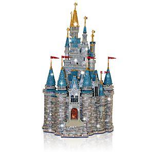 Walt Disney World Cinderella Castle Sculpture by