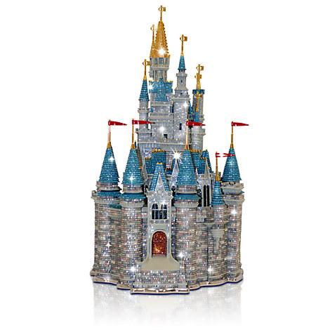 Walt Disney World Cinderella Castle Sculpture by Arribas Brothers - Limited Edition