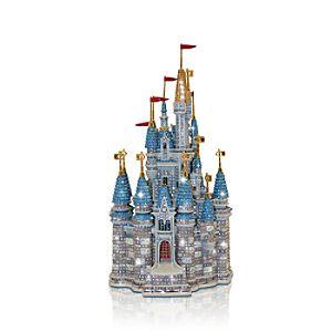 Walt Disney World Cinderella Castle Miniature by