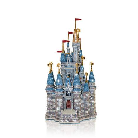 Walt Disney World Cinderella Castle Miniature by Arribas Brothers