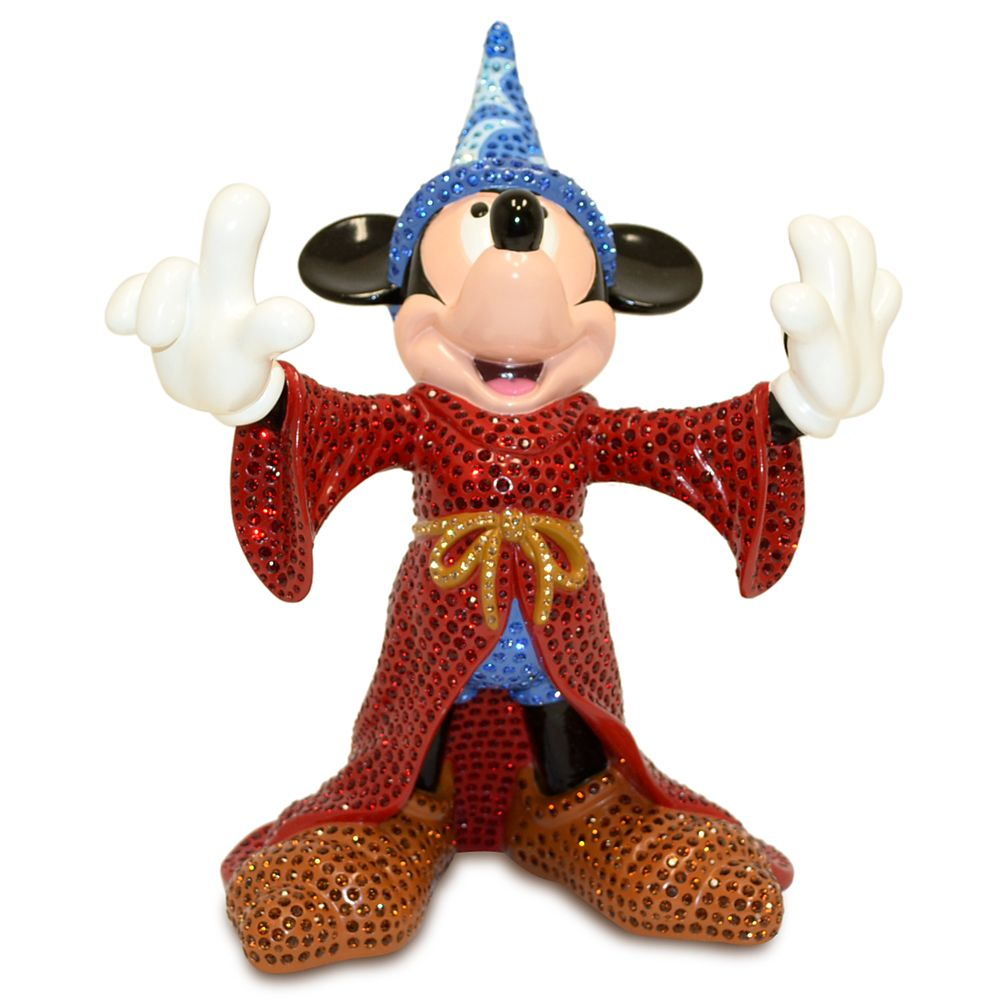 Fantasia Sorcerer Mickey Mouse Figurine by Arribas Brothers