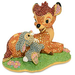Bambi and Thumper Figurine by Arribas Brothers