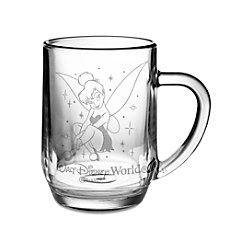 Tinker Bell Glass Mug by Arribas