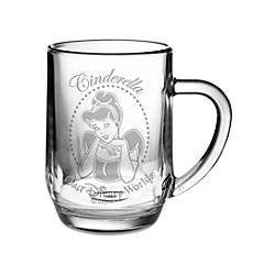 Cinderella Glass Mug by Arribas