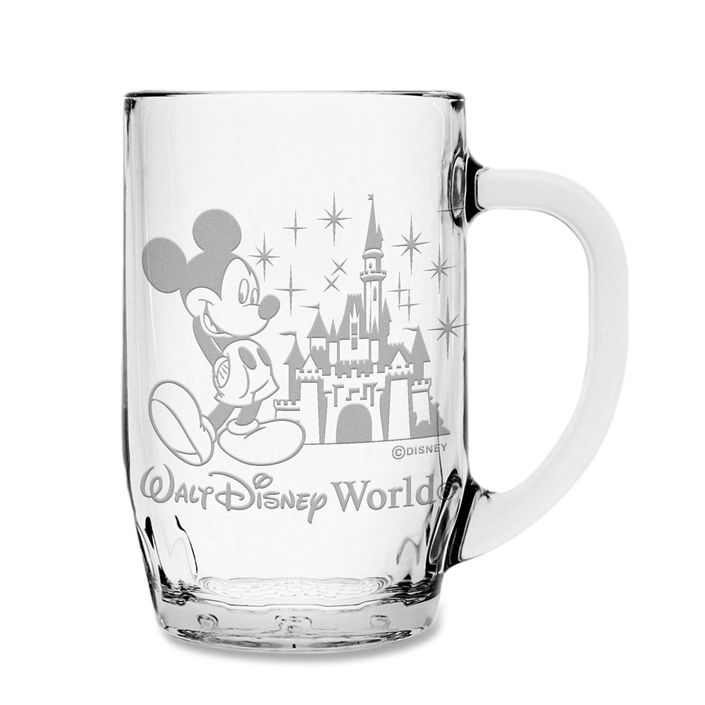 Mickey Mouse Walt Disney World Mug by Arribas – Large – Personalizable