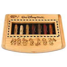 Seven Dwarfs Pen Set by Arribas