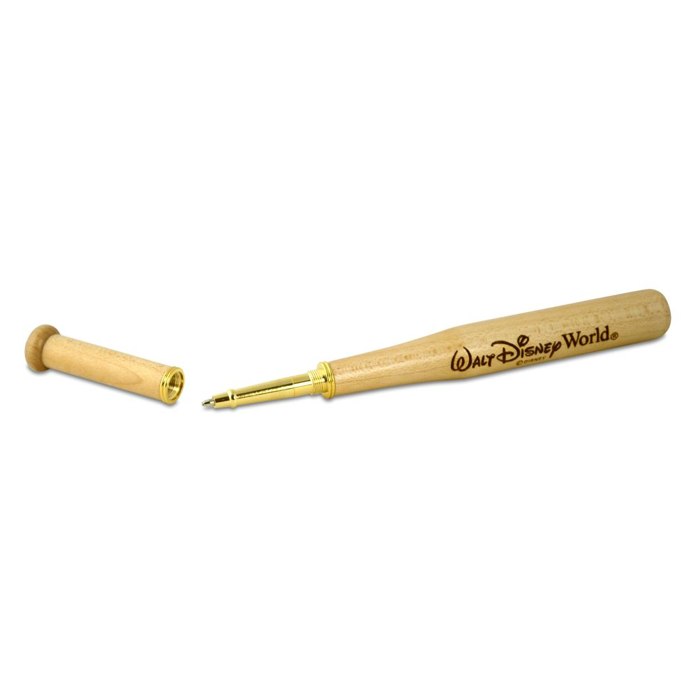 Walt Disney World Baseball Bat Pen by Arribas – Personalizable