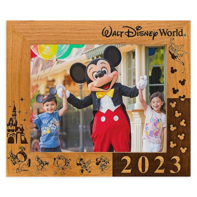 Walt Disney World 2021 Frame by Arribas – 8'' x 10'' – Personalizable