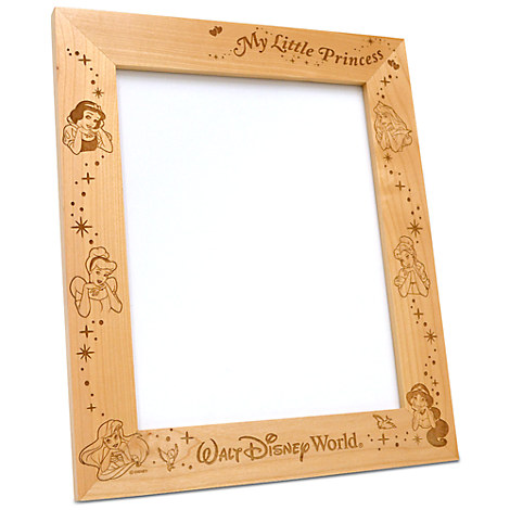 disney princess 8 x 10 frame by arribas personalizable