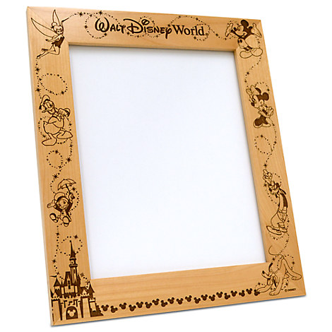 Walt Disney World Frame by Arribas - Personalizable