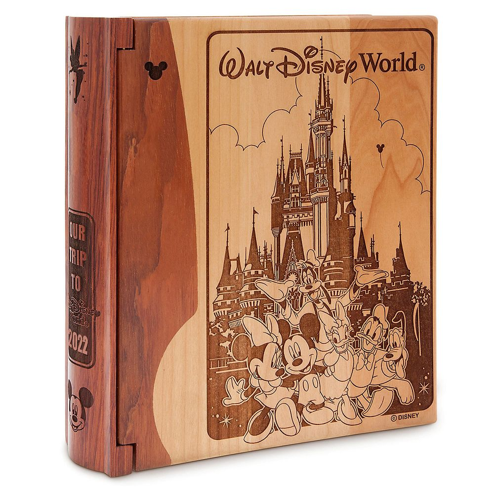 Walt Disney World 2021 Photo Album by Arribas – Personalized