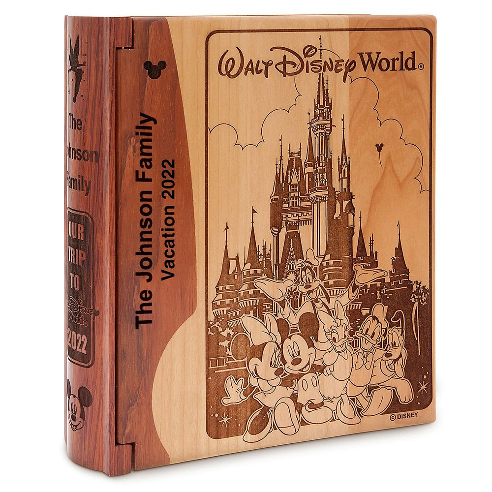 Walt Disney World 2020 Photo Album by Arribas – Personalizable