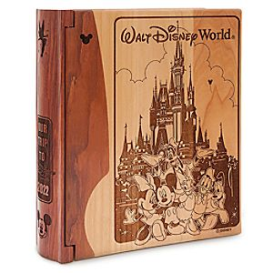Walt Disney World 2019 Photo Album by Arribas - Personalizable