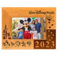 Walt Disney World 2021 Frame by Arribas – 4'' x 6'' – Personalized