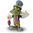 Jiminy Cricket Figurine by Arribas - Jeweled