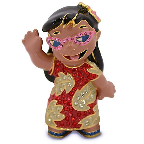 Lilo Jeweled Figurine by Arribas