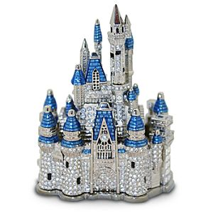 Walt Disney World Jeweled Cinderella Castle by Arribas Brothers