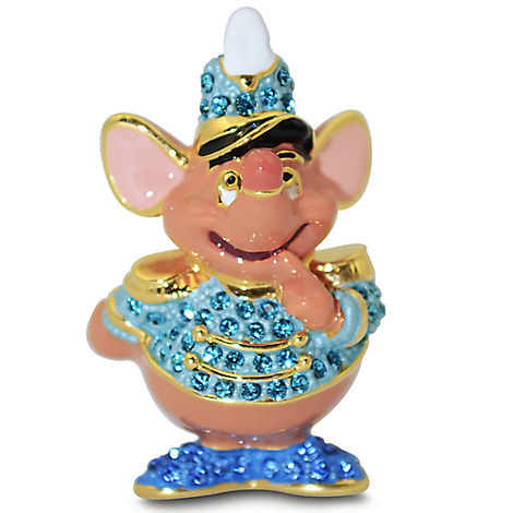 Gus Figurine by Arribas - Cinderella - Jeweled
