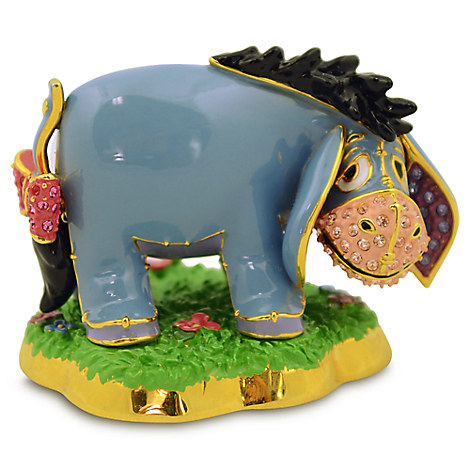 Eeyore Jeweled Figurine by Arribas Brothers