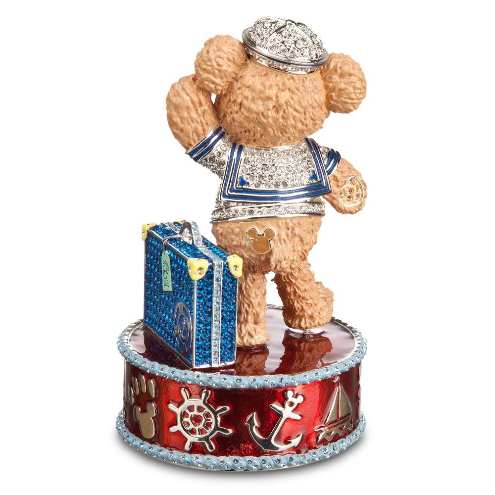 Duffy the Disney Bear Figurine by Arribas Brothers