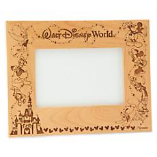 Walt Disney World Cinderella Castle Frame by Arribas - Personalizable