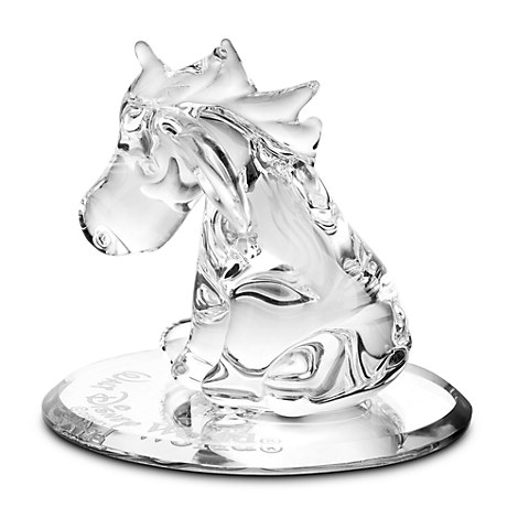 Eeyore Glass Figurine by Arribas Brothers