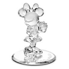 Minnie Mouse Glass Figurine by Arribas