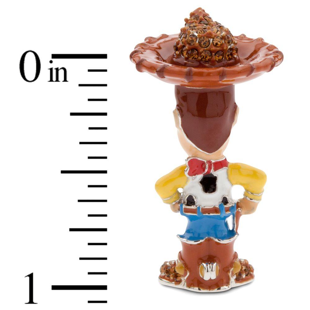 Woody Jeweled Mini Figurine by Arribas Bros.