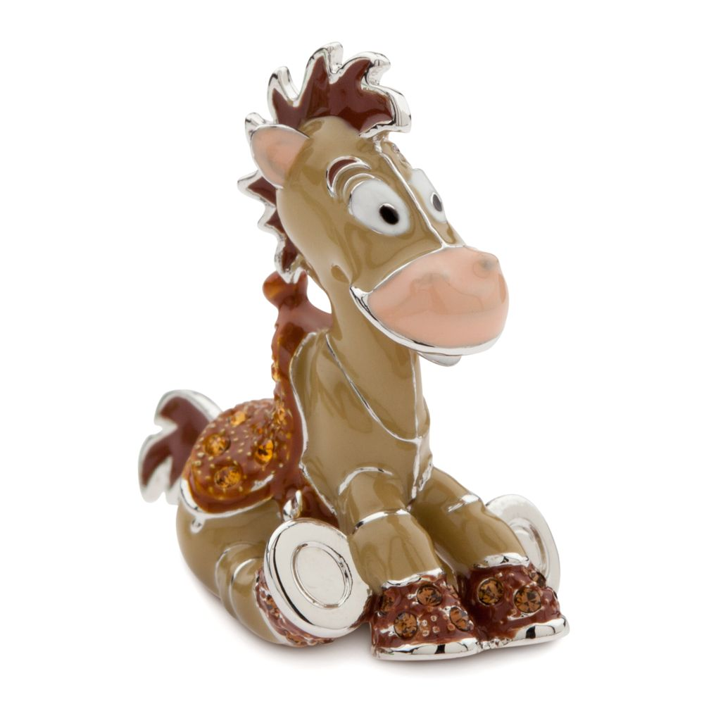 Bullseye Jeweled Mini Figurine by Arribas