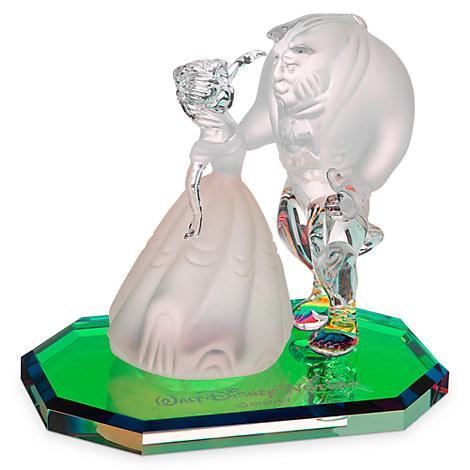 Beauty and the Beast Figurine by Arribas - Walt Disney World