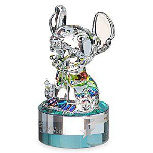 Stitch Figurine on Base by Arribas -