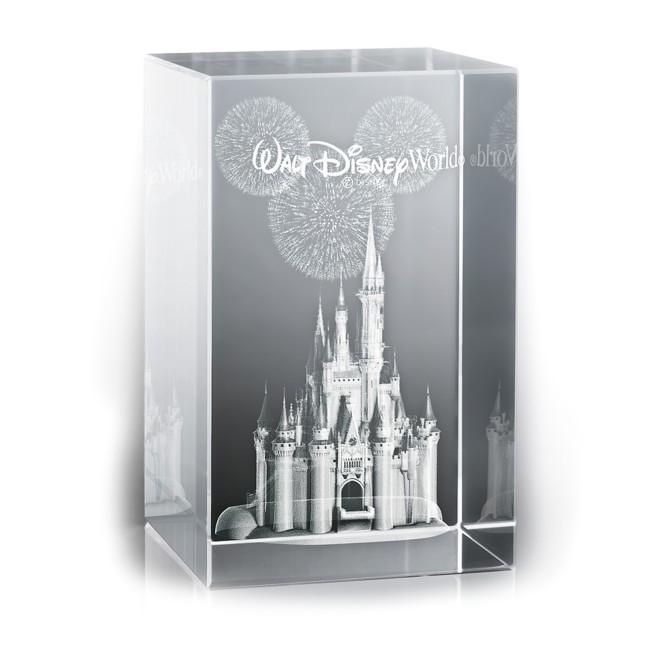 Cinderella Castle Laser Cube by Arribas – Walt Disney World