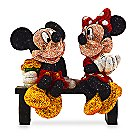 Mickey and Minnie Mouse Limited Edition Figurine by Arribas Brothers