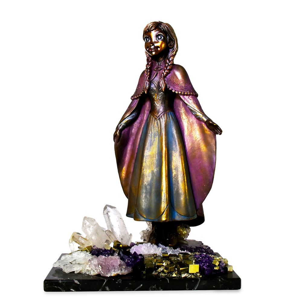 Anna Figurine by Arribas Brothers  Limited Edition Official shopDisney