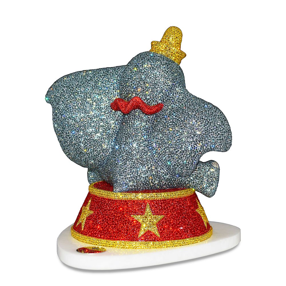 Dumbo Jeweled Figurine by Arribas Brothers