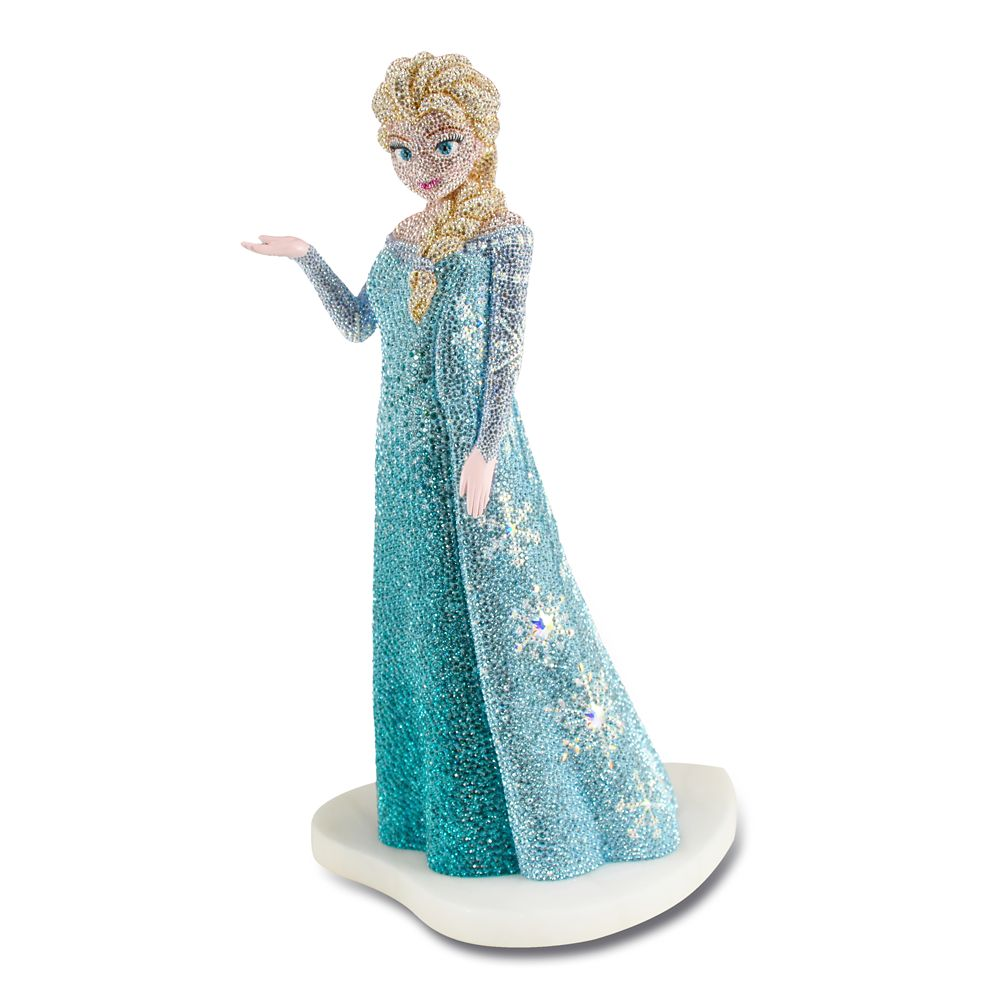 Elsa Jeweled Figurine by Arribas Brothers Official shopDisney