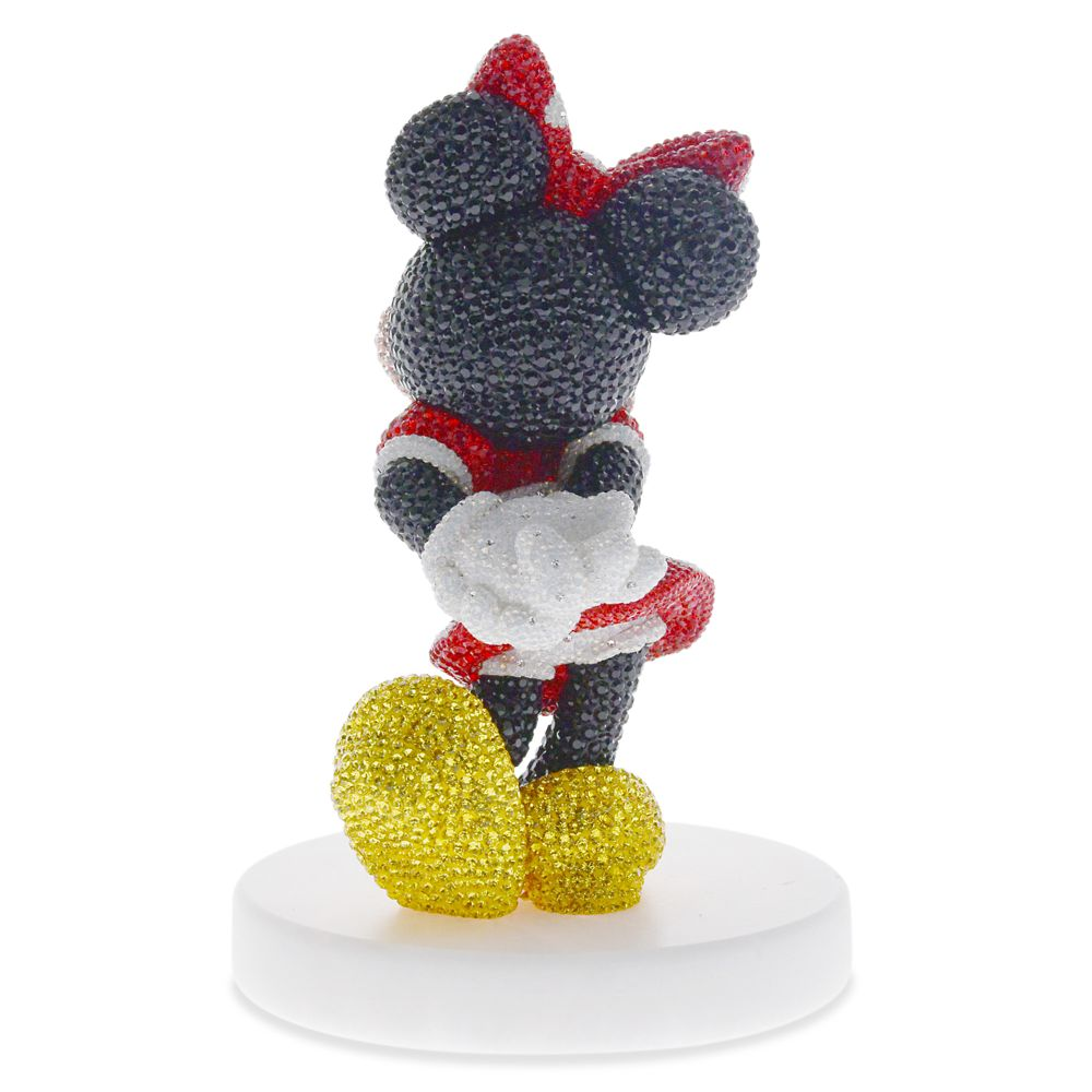 Minnie Mouse Jeweled Figurine by Arribas Brothers