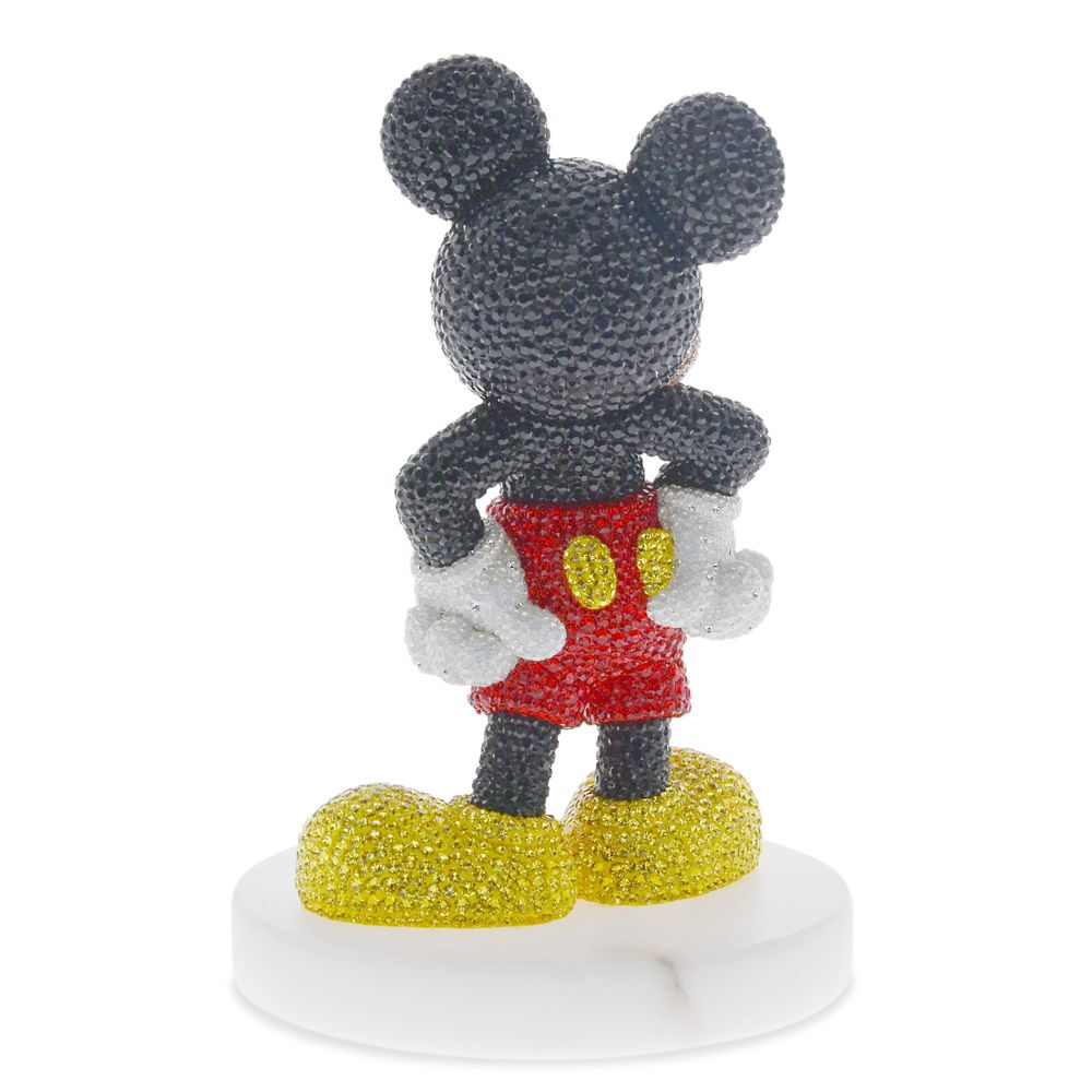 Mickey Mouse Jeweled Figurine by Arribas Brothers