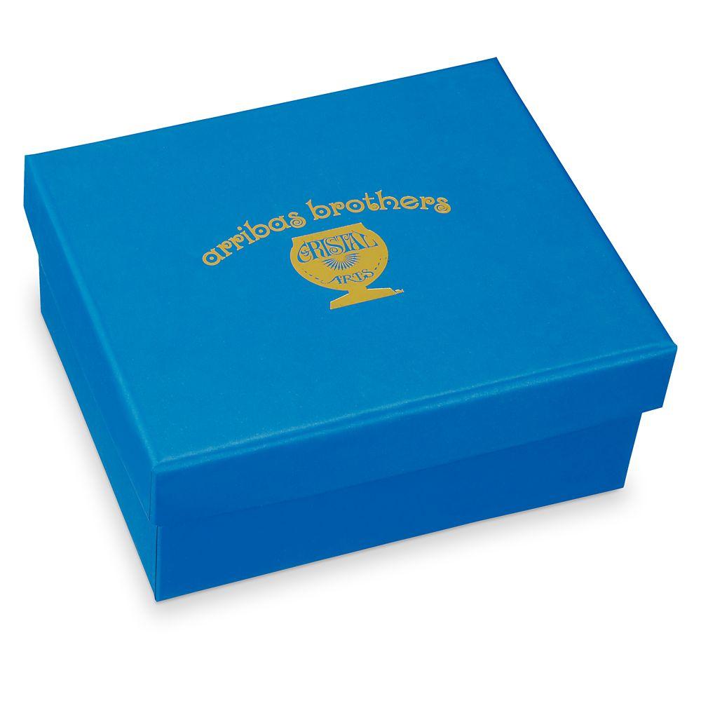 Stitch Trinket Box by Arribas Brothers