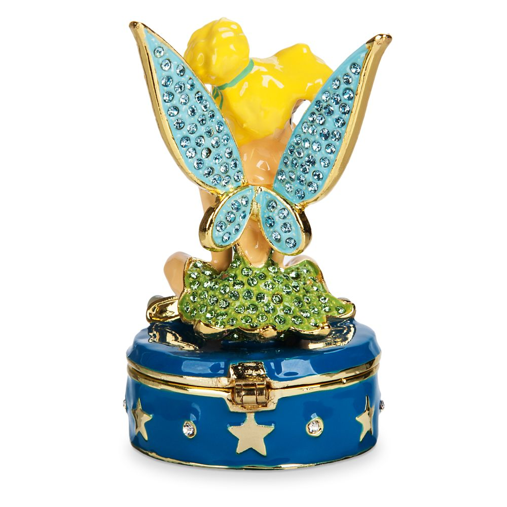 Tinker Bell Trinket Box by Arribas Brothers