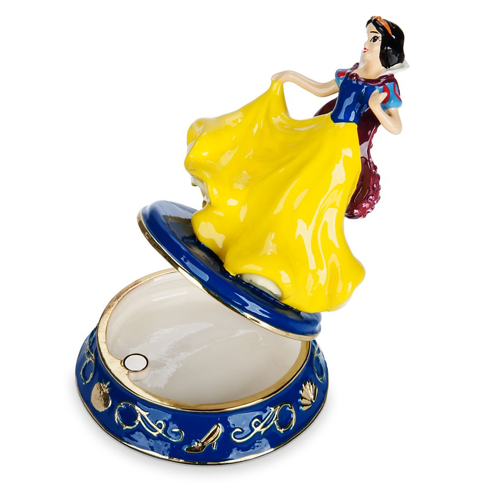 Snow White Trinket Box by Arribas Brothers