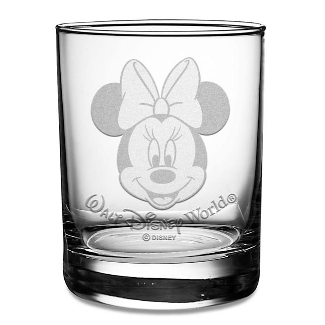 Minnie Mouse Walt Disney World Glass by Arribas – Personalizable