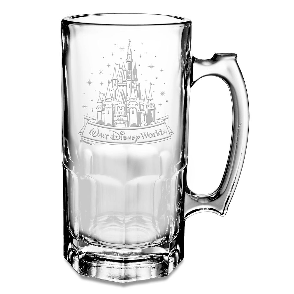 Walt Disney World Cinderella Castle Large Tall Mug by Arribas – Personalized