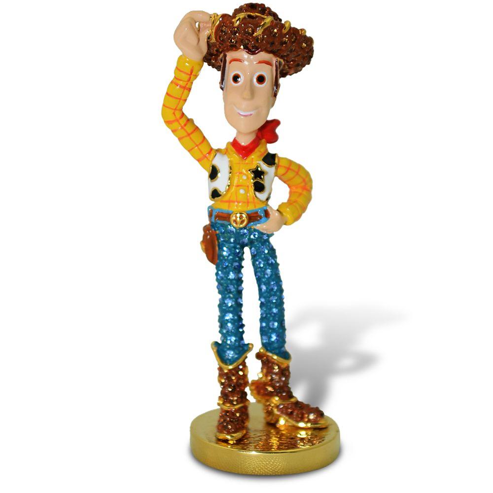 Woody Jeweled Figurine by Arribas