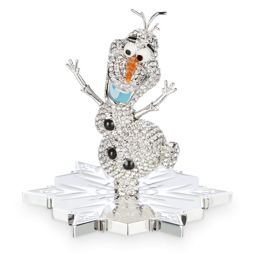 Olaf Jeweled Figurine by Arribas – Limited Edition